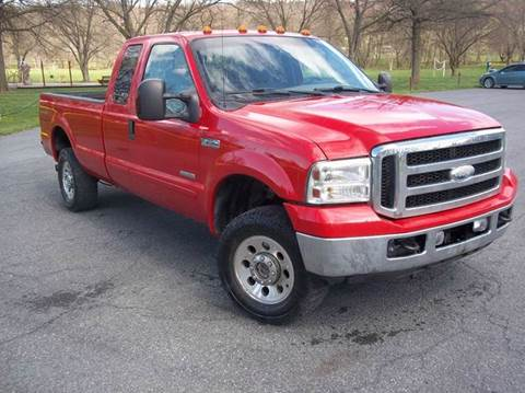 2006 Ford F-250 Super Duty for sale in Woodsboro, MD
