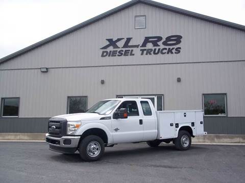2015 Ford F-250 Super Duty for sale in Woodsboro, MD