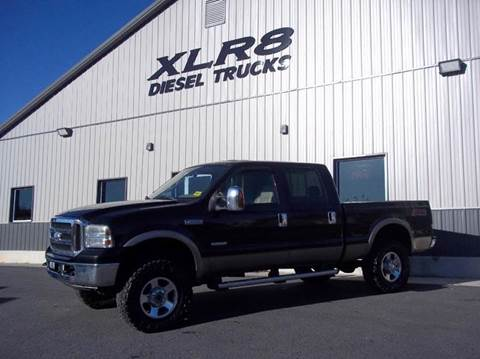 2005 Ford F-250 Super Duty for sale in Woodsboro, MD