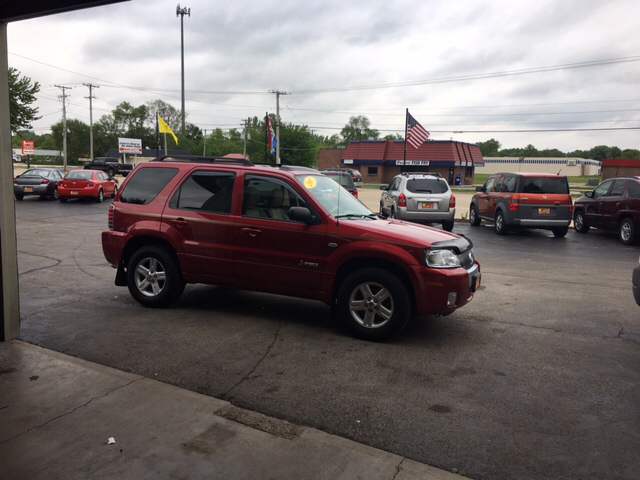2007 Mercury Mariner Hybrid Base AWD 4dr SUV - Loves Park IL