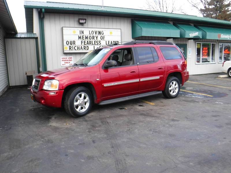 2004 gmc envoy for sale in illinois. Black Bedroom Furniture Sets. Home Design Ideas