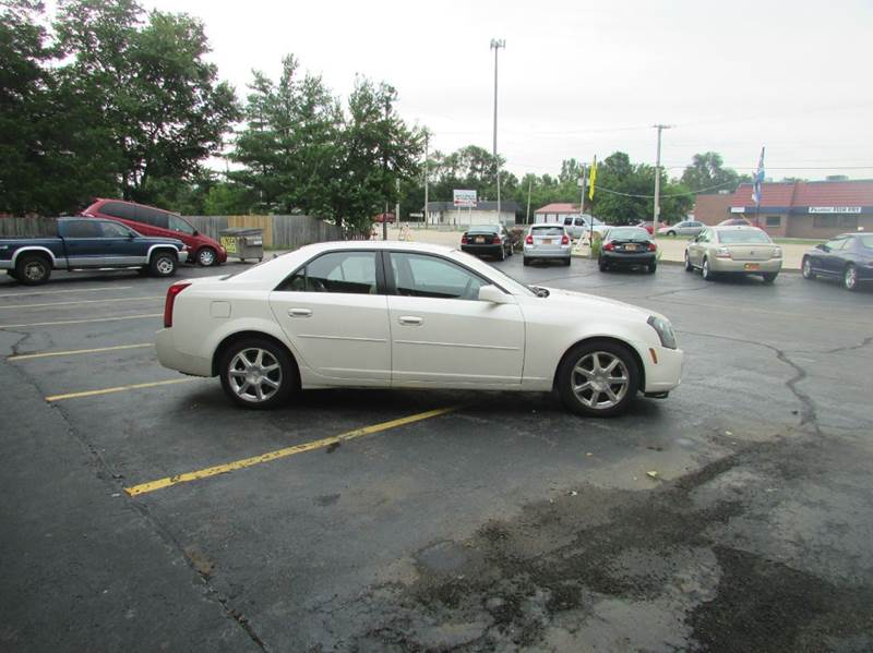 2004 Cadillac CTS 4dr Sedan - Loves Park IL
