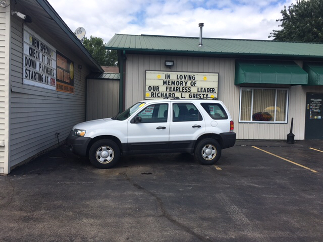2005 Ford Escape AWD XLS 4dr SUV - Loves Park IL