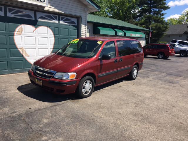 2003 Chevrolet Venture LS 4dr Extended Mini Van - Loves Park IL