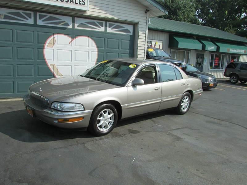 2002 Buick LeSabre Custom 4dr Sedan - Loves Park IL