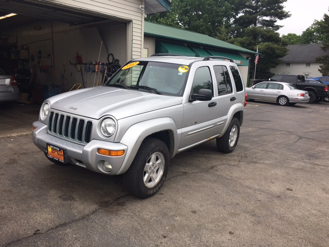 2002 Jeep Liberty Limited 4dr 4WD SUV - Loves Park IL