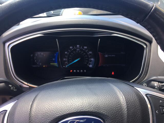 2013 Ford Fusion SE 4dr Sedan - Loves Park IL