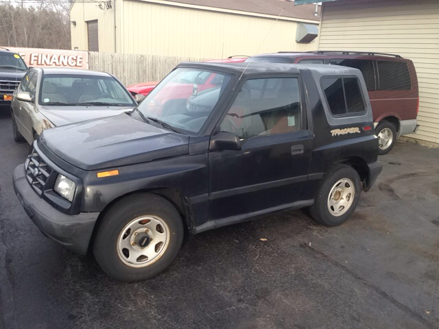 1996 GEO Tracker for sale in LOVES PARK IL