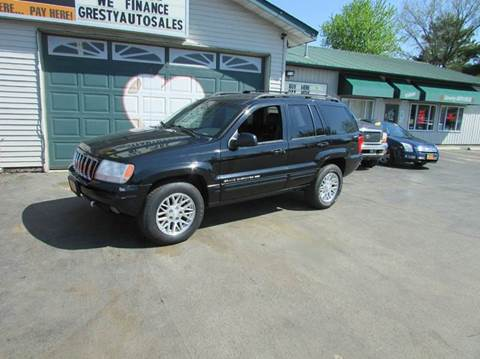 2001 Jeep Grand Cherokee for sale in Loves Park, IL