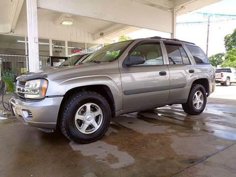 2005 Chevrolet TrailBlazer