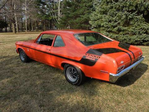 1972 Chevrolet Nova  Yenko Deuce Tribute