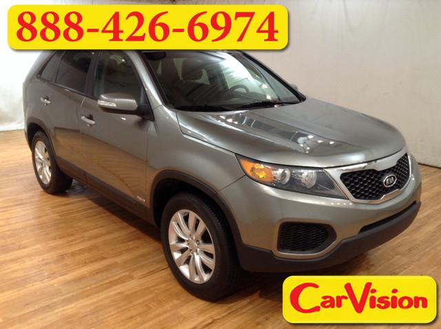used 2011 kia sorento lx awd 4dr v6 in norristown pa at car vision. Black Bedroom Furniture Sets. Home Design Ideas
