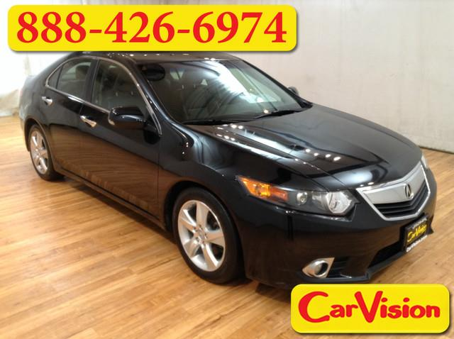used 2012 acura tsx base w tech 4dr w technology package. Black Bedroom Furniture Sets. Home Design Ideas