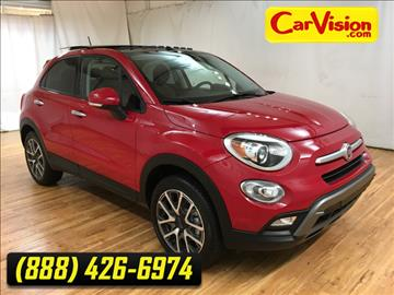 2016 FIAT 500X for sale in Norristown, PA
