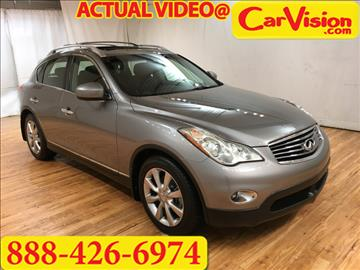 2008 Infiniti EX35 for sale in Norristown, PA