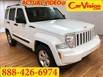 2011 Jeep Liberty for sale in Norristown, PA