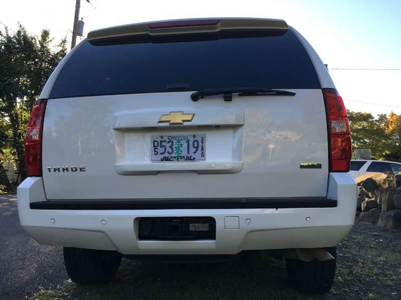 2012 Chevrolet Tahoe 4x4 LT 4dr SUV - Portland OR