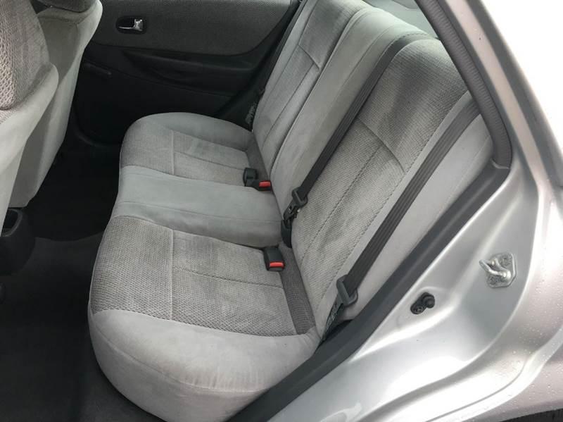 2000 Mazda Protege DX 4dr Sedan - Portland OR