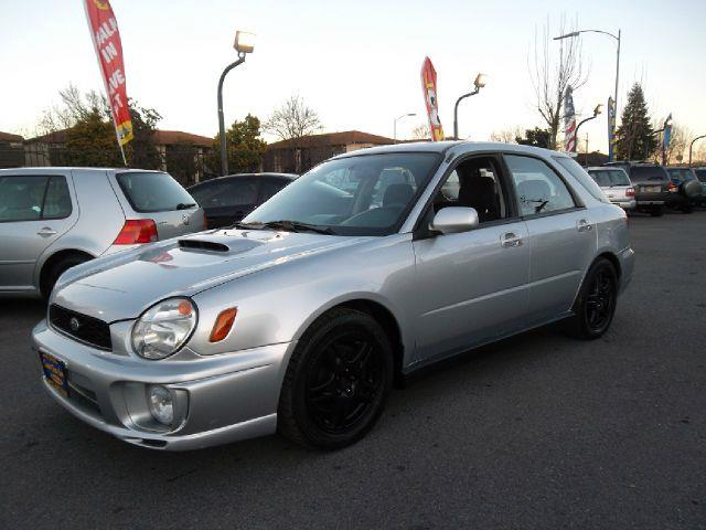 2003 SUBARU IMPREZA WRX silver -financing available we accept trade-inswe accept visa masterca