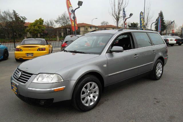 2003 VOLKSWAGEN PASSAT GLS gray -this is truly a clean and original vehicle with a clean title and