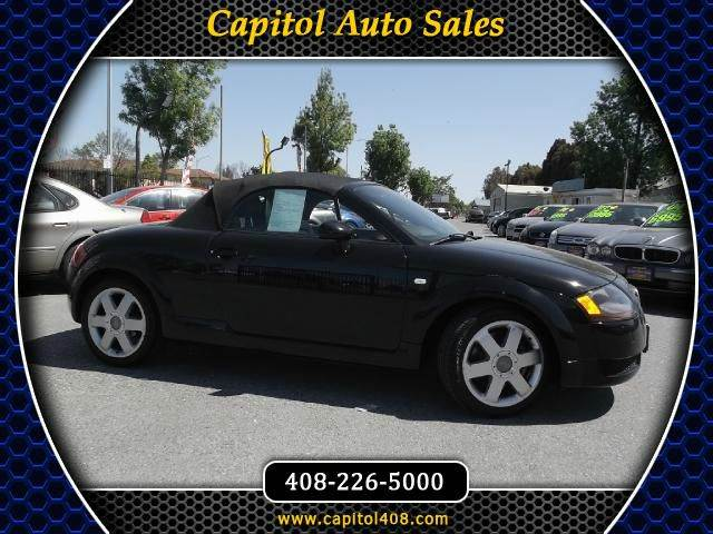 Audi Tt For Sale In San Jose Ca Carsforsale Com
