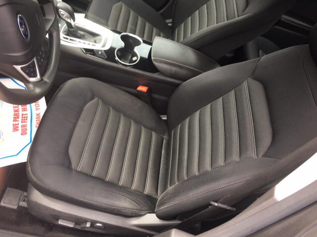 2015 Ford Fusion SE 4dr Sedan - Scotia NY