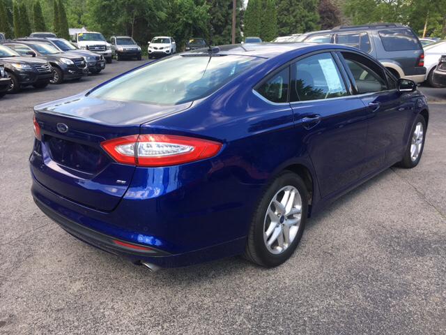 2014 Ford Fusion SE 4dr Sedan - Scotia NY