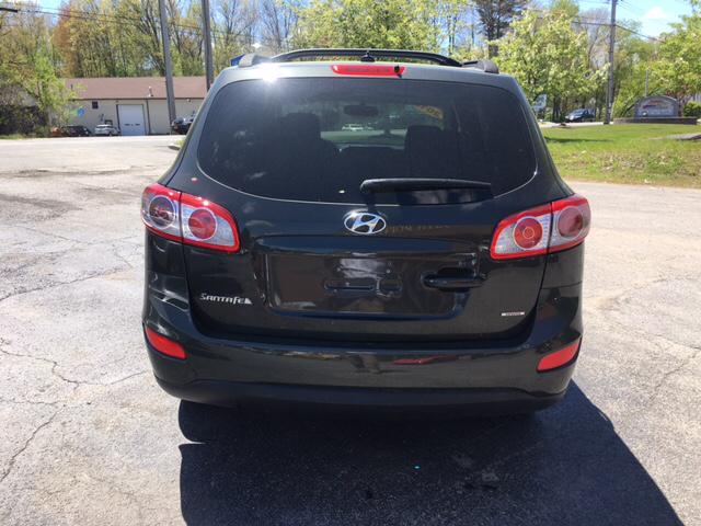 2012 Hyundai Santa Fe AWD GLS 4dr SUV - Scotia NY