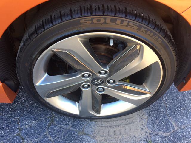 2014 Hyundai Veloster Turbo 3dr Coupe - Scotia NY