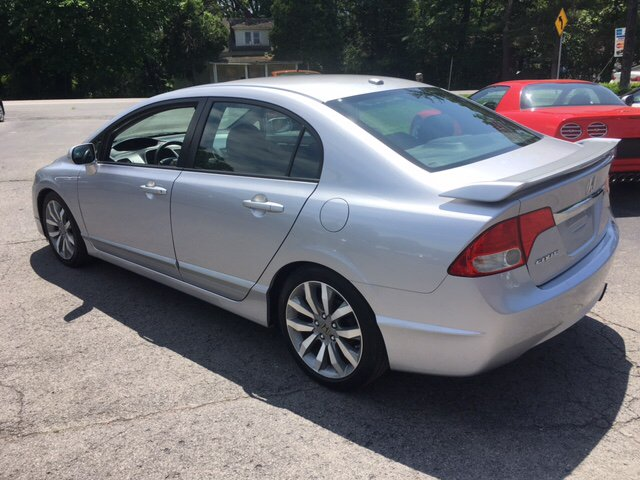 2011 Honda Civic Si 4dr Sedan w/Navi - Scotia NY