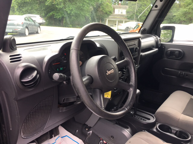 2008 Jeep Wrangler 4x4 X 2dr SUV w/Side Airbag Package - Scotia NY