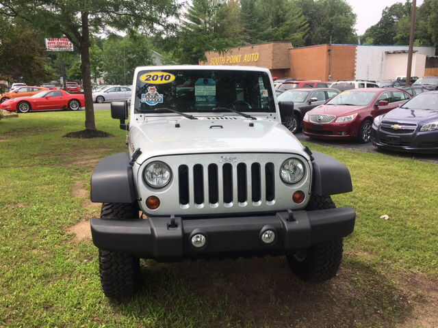 2010 Jeep Wrangler Unlimited 4x4 Rubicon 4dr SUV - Scotia NY