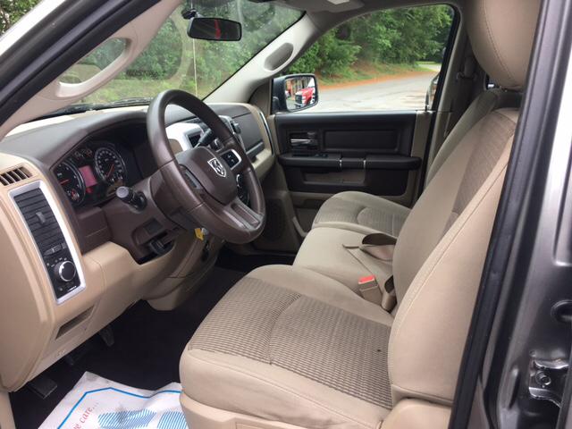 2011 RAM Ram Pickup 1500 4x4 SLT 4dr Quad Cab 6.3 ft. SB Pickup - Scotia NY