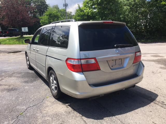 2005 Honda Odyssey EX 4dr Mini-Van - Scotia NY