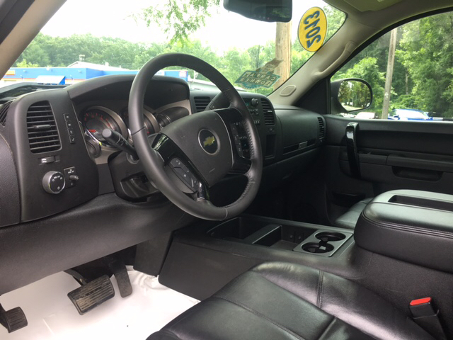 2013 Chevrolet Silverado 1500 4x4 LT 4dr Crew Cab 5.8 ft. SB - Scotia NY