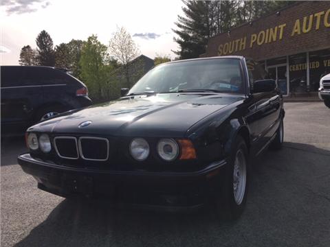1995 BMW 5 Series