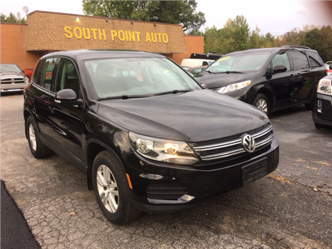 2013 Volkswagen Tiguan for sale in Scotia, NY
