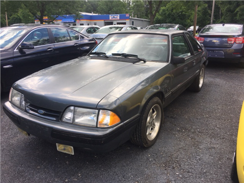 1988 Ford Mustang for sale in Scotia, NY