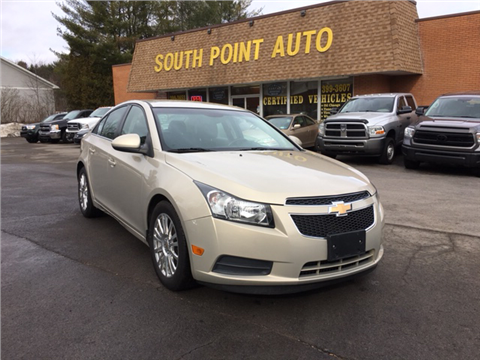 2011 Chevrolet Cruze for sale in Scotia, NY
