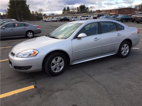 2011 Chevrolet Impala for sale in Scotia, NY