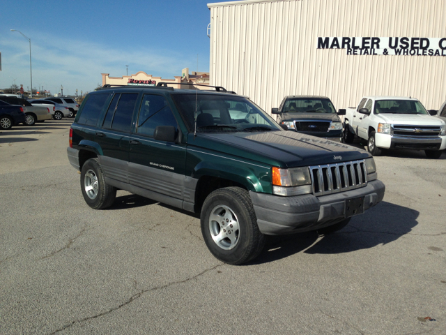 1998 jeep grand cherokee laredo 4dr suv in gainesville tx marler used cars. Black Bedroom Furniture Sets. Home Design Ideas