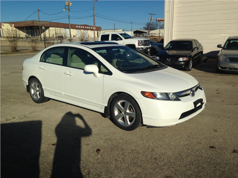 2007 Honda Civic for sale in Gainesville, TX