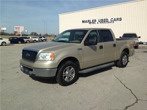 2007 Ford F-150 for sale in Gainesville, TX
