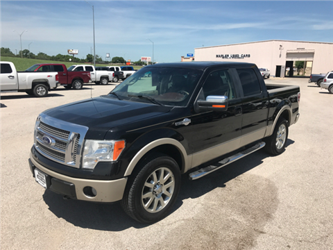 2010 Ford F-150 for sale in Gainesville, TX