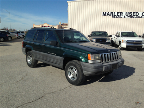 1998 Jeep Grand Cherokee for sale in Gainesville, TX