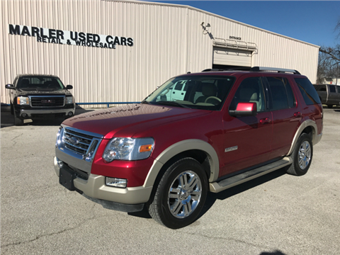 2007 Ford Explorer for sale in Gainesville, TX