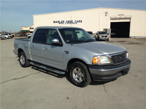 2002 Ford F-150 for sale in Gainesville, TX
