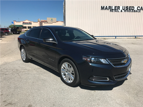 2015 Chevrolet Impala for sale in Gainesville, TX