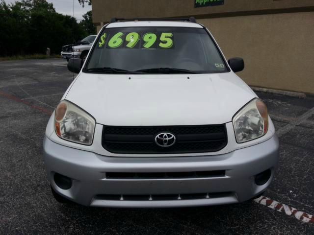 2004 Toyota RAV4 for sale in ARLINGTON TX
