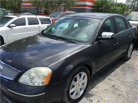 2007 Ford Five Hundred for sale in Hollywood, FL